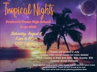 Tropical Nights Prom