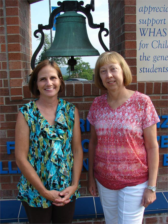 Lisa Smith and Dee Powers-Office Administration